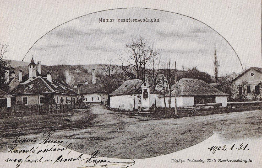 historicka-fotografia-Zaživa-v-Bystrici-Banská-Bystrica-v-zbierke-pohľadníc-Bohuslava-Markusa