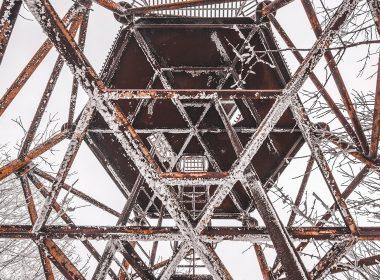 Vojenská veža na Jelenci