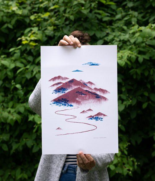 Hory risografika