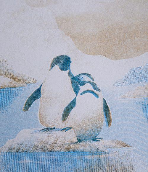 Tučniaci risografika
