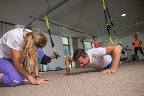 Fitness trx - Salamandra hotel resort