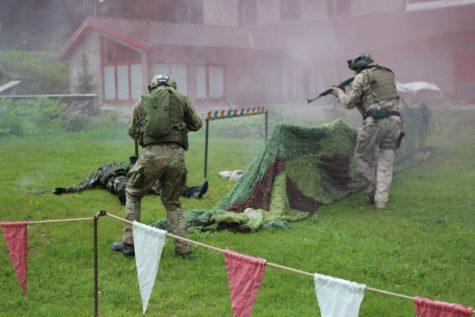 swat skills - Salamandra hotel resort