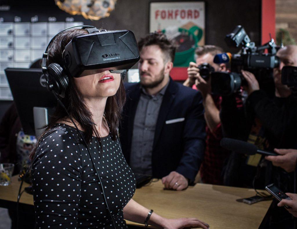 Pomocou virtuálnej reality sme bežným ľuďom priblížili svet autistu