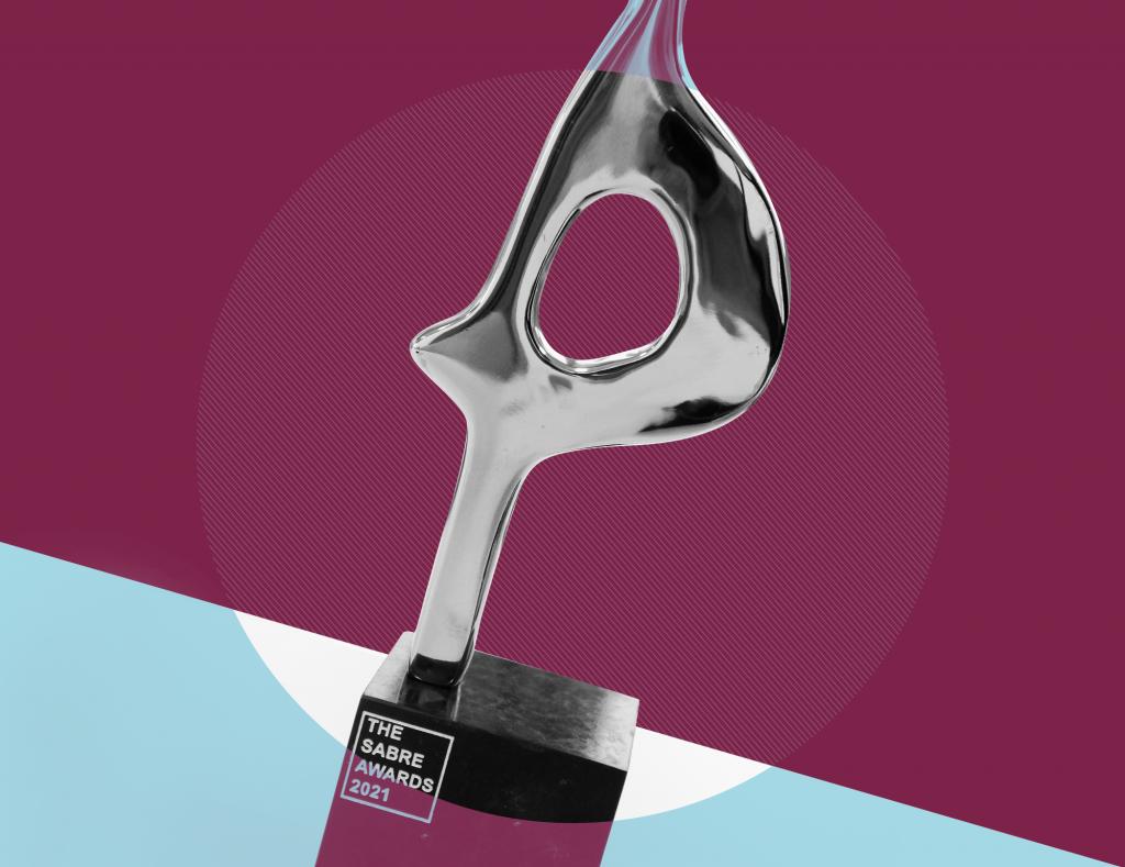 2 x SABRE Awards EMEA 2021