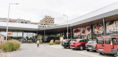 Spúšťame možnosť dlhodobého prenájmu parkovania v Slnečnice Market