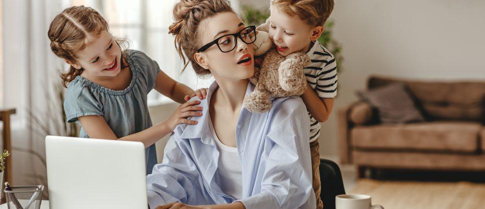 Práca, deti, domácnosť – naše rady vám pomôžu všetko zvládnuť